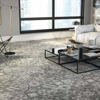 Porcelain Tile Style Florencia Mix Graphite Rectified