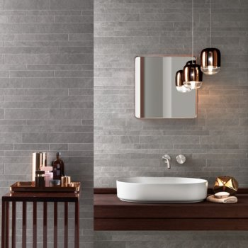 Lea Waterfall decoro Muretto Silver